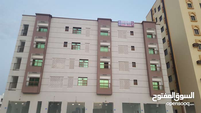 Fourth Floor  apartment for sale with 2 rooms - Seeb city Al Maabilah