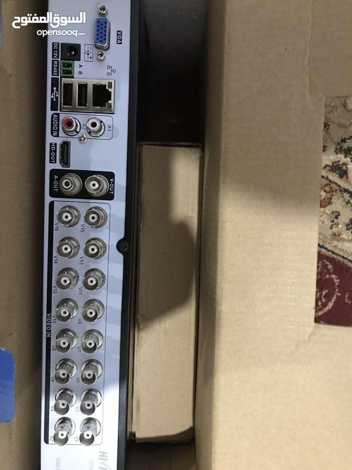 DVR 16 مخرج