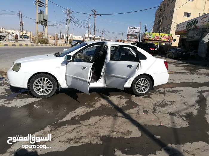 Used Chevrolet Optra in Mafraq