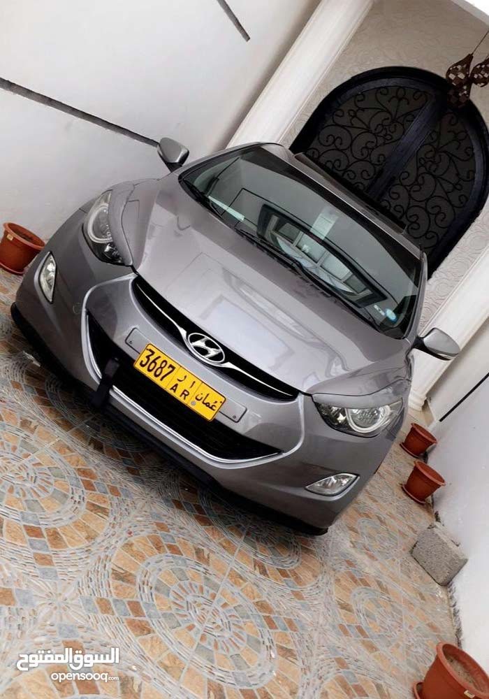 Gasoline Fuel/Power   Hyundai Elantra 2011