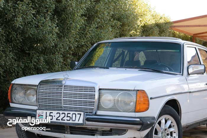 Mercedes Benz Other 1979 For sale - White color