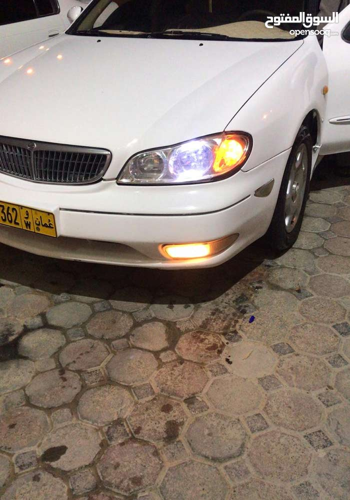 Nissan Maxima 2002 For sale - White color