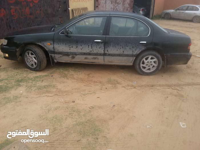 Automatic Nissan 1997 for sale - Used - Zawiya city
