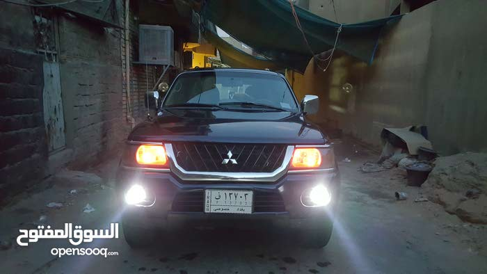 Automatic Mitsubishi 2004 for sale - Used - Baghdad city