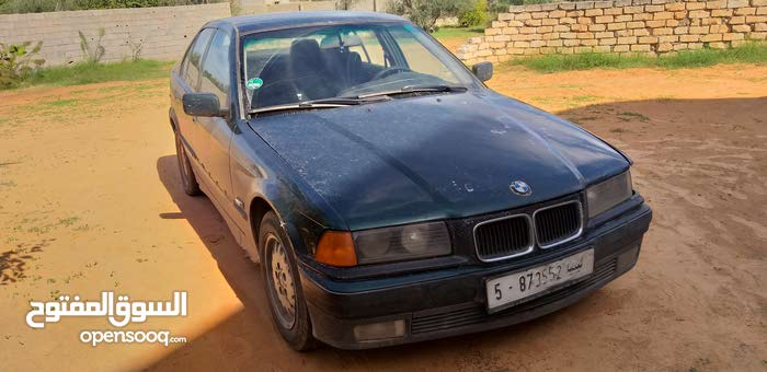 BMW 320 car for sale 1997 in Tripoli city