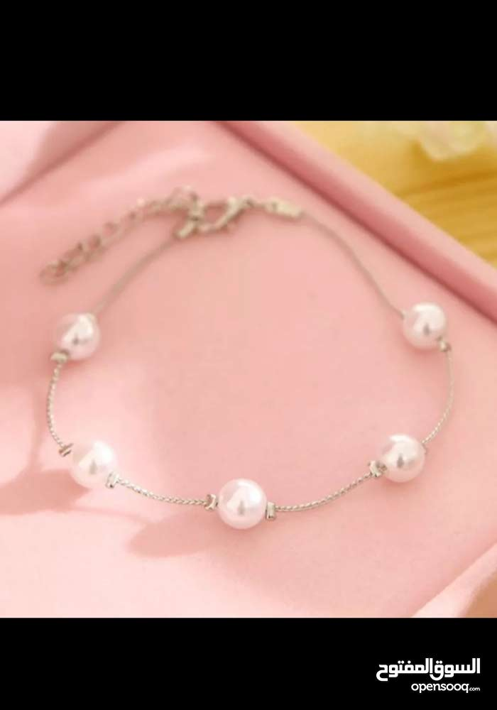 ARTIFICIAL PEARL BRASLET FOR BEAUTIFUL ARMS