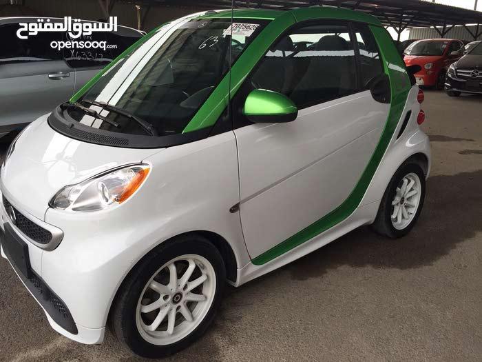 Electric Fuel/Power   Mercedes Benz Smart 2014