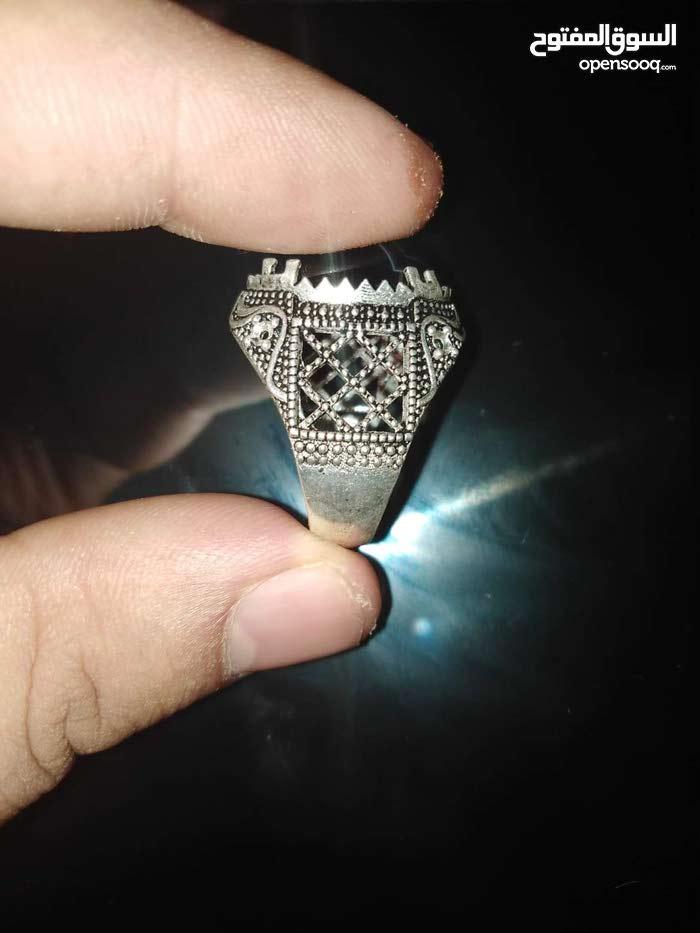خاتم جزع  يماني