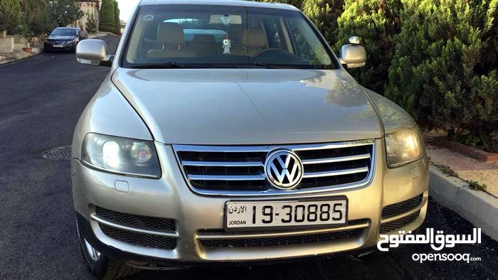 New 2008 Touareg for sale