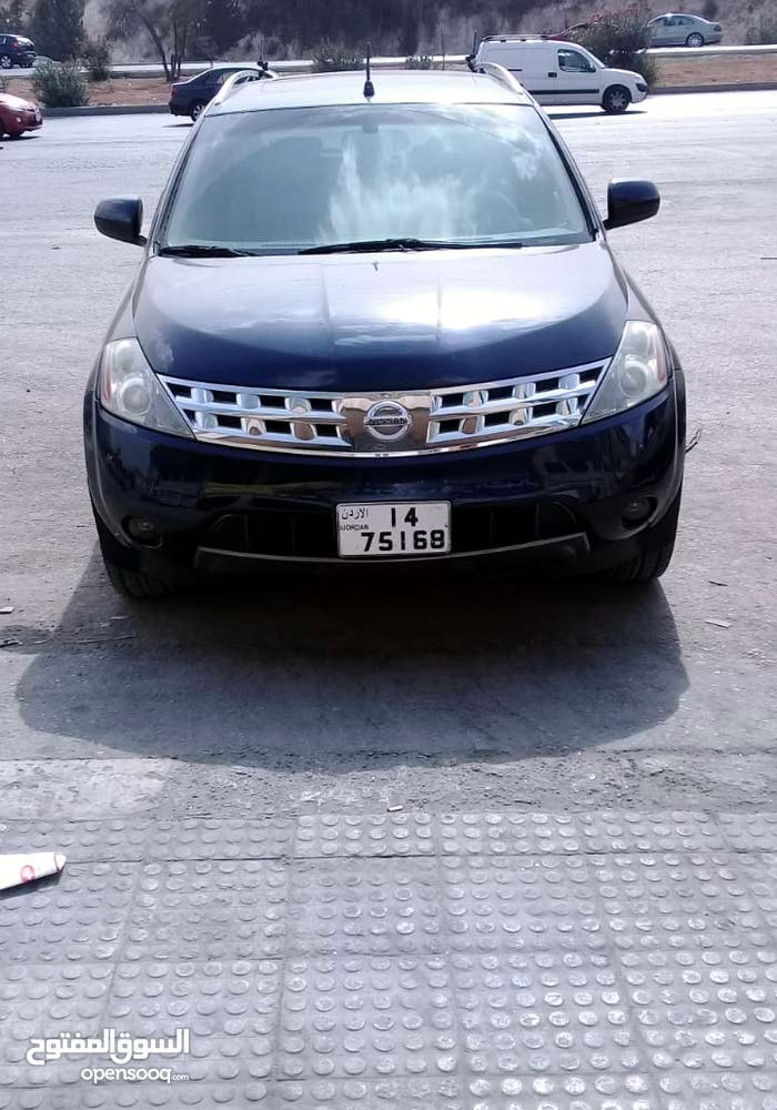 Used condition Nissan Murano 2007 with 1 - 9,999 km mileage