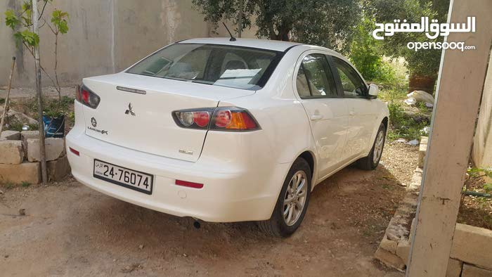Lancer 2014 - Used Automatic transmission