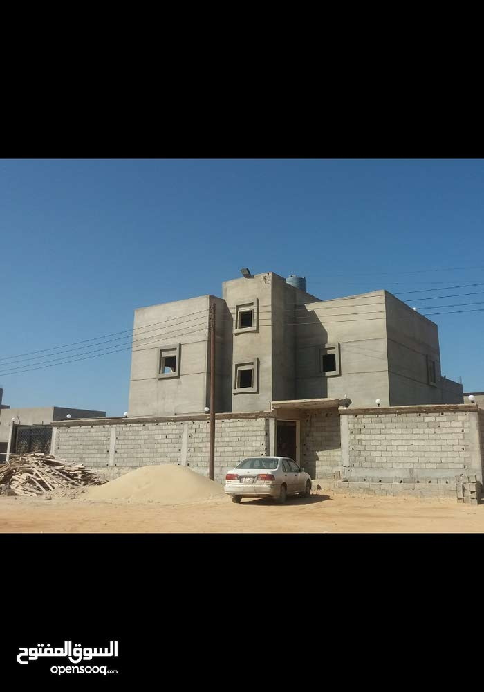 excellent finishing palace for sale in Benghazi city - Qar Yunis