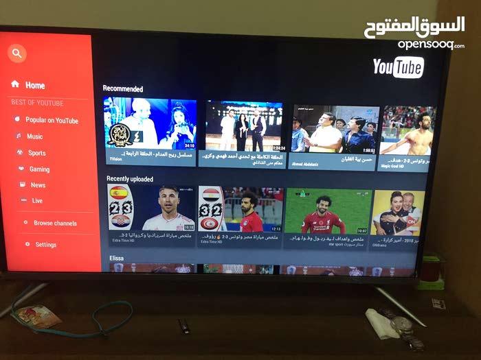 LED smart TV Nobel 40 inch  HD