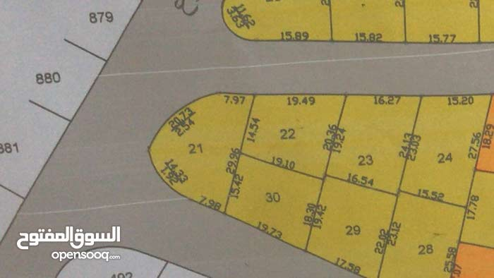 البنيات اسكان الامانة 325م مربعة الشكل سكن د تصلح لفيلا