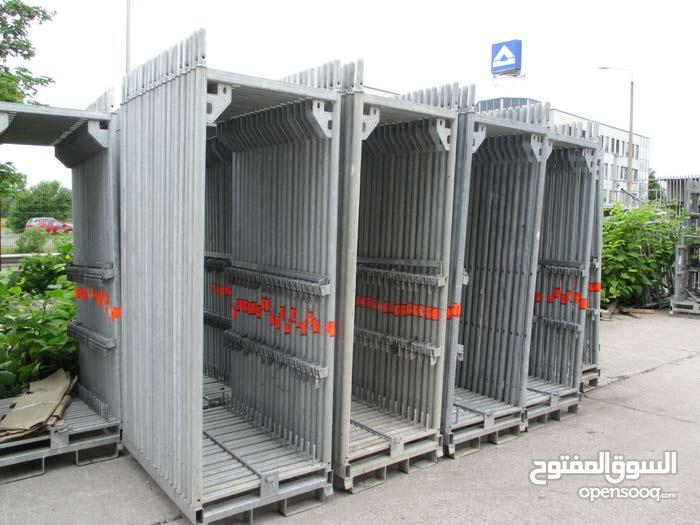 Used Layher Speedyscaff German Frame Scaffolding 2517m²