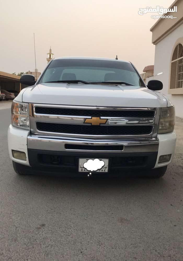 Chevrolet Silverado Used in Ras Al Khaimah
