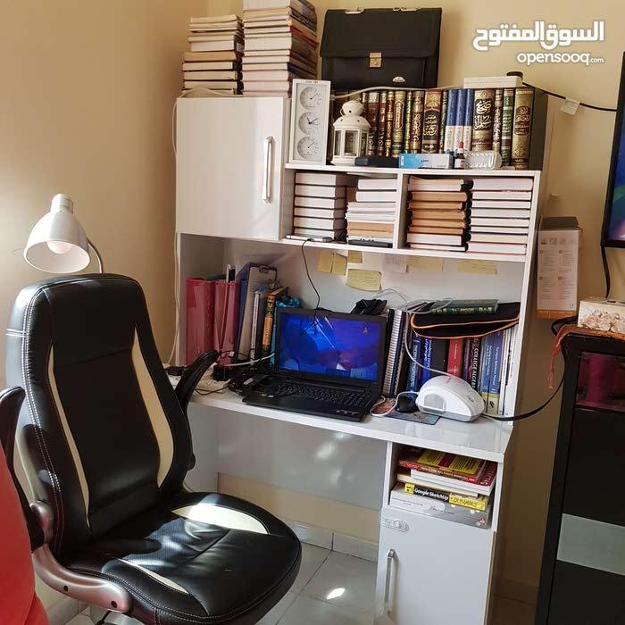 بيع مكتبة دراسة استعمال خفيف مع الكرسي