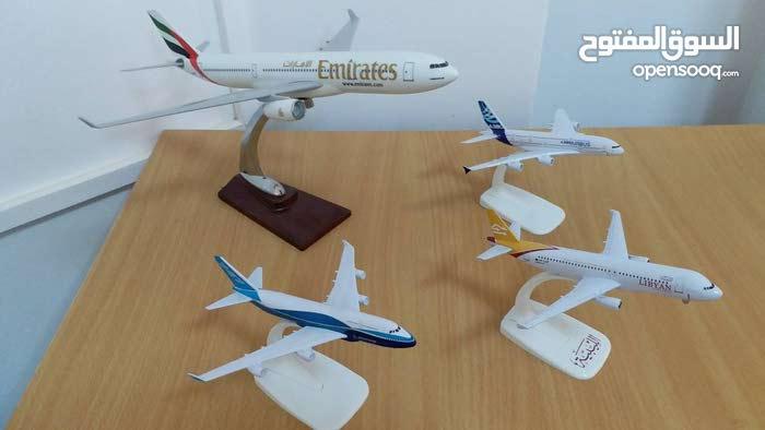 للبيع مجسمات طائرات (بالقطعة وجملة)