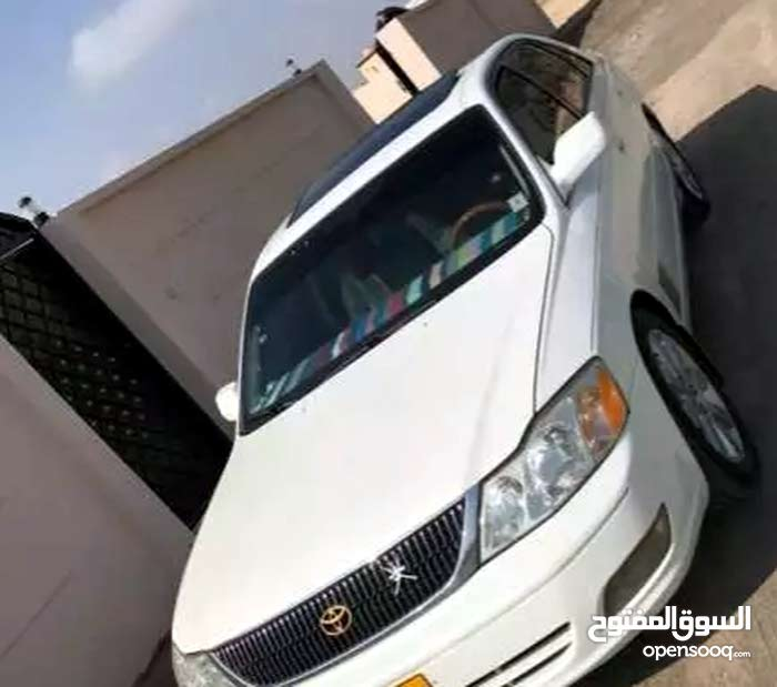 Beige Toyota Avalon 2001 for sale