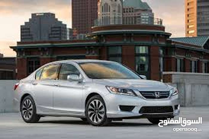 Honda Accord car is available for a Day rent