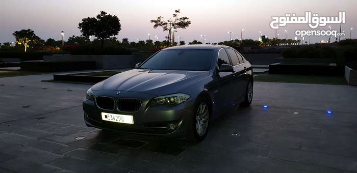 BMW 535i 2012 in a mint condition