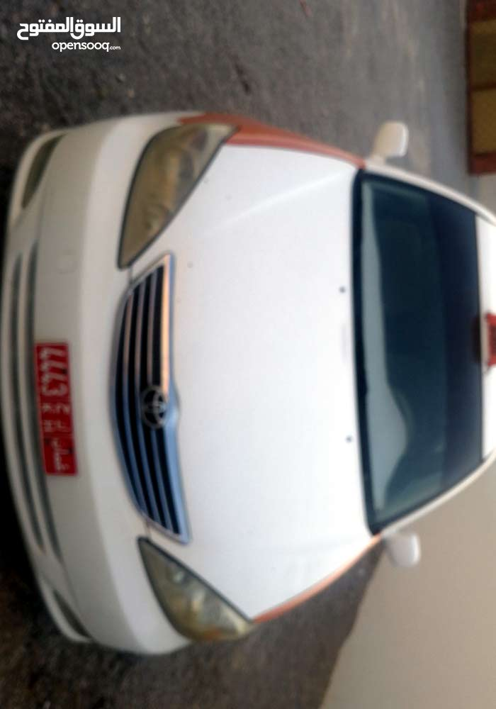 Toyota Camry 2004 For sale - Orange color