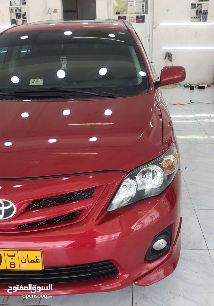 Used condition Toyota Corolla 2011 with 10,000 - 19,999 km mileage