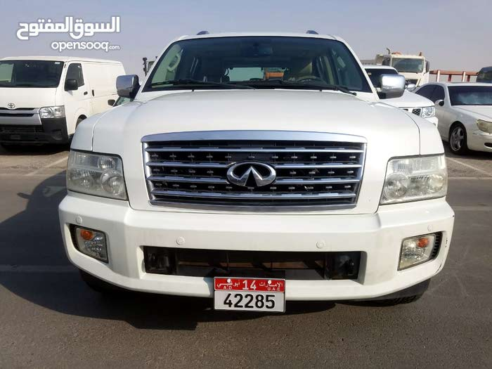 QX56 2009 - Used Automatic transmission