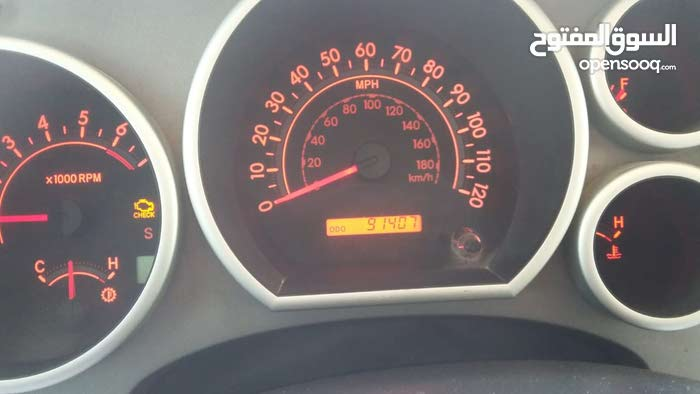 Automatic Toyota 2012 for sale - Used - Bahla city