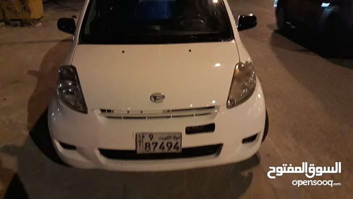 +200,000 km Daihatsu Sirion 2012 for sale