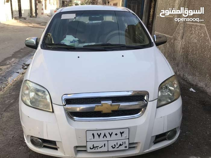 Available For Sale 120000 129999 Km Mileage Chevrolet Aveo 2010