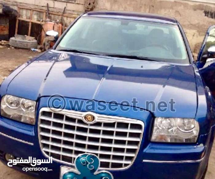 Used condition Chrysler 300C 2010 with 70,000 - 79,999 km mileage