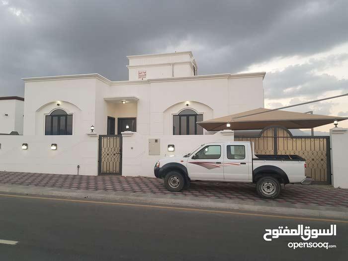 Hajar neighborhood Amerat city - 270 sqm house for sale
