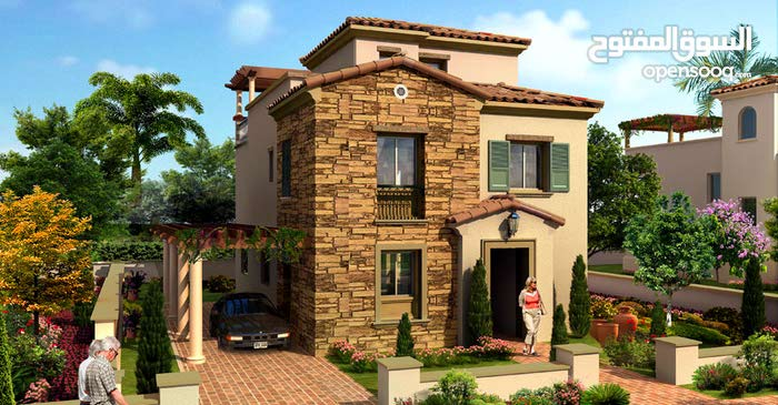 Villa Stand Alone For Sale at Mivida New cairo 5th Settlement 495m
