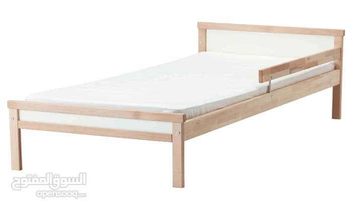 IKEA SNIGLAR, Bed frame with slatted bed base & Mattress