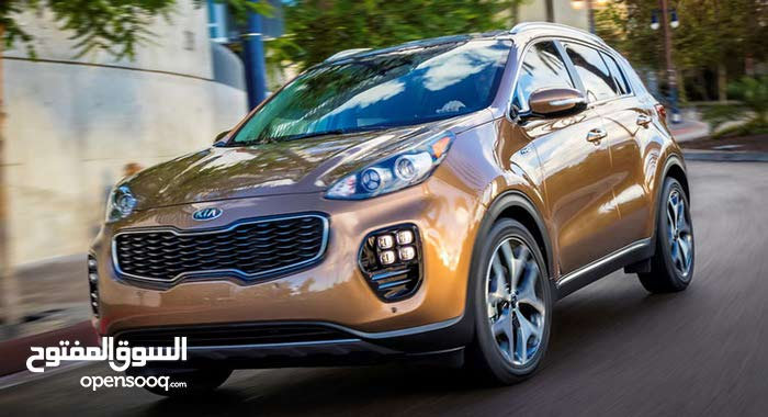 Available for rent! Kia Sportage 2018