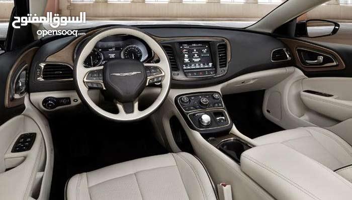 Chrysler 200 2015 - Automatic