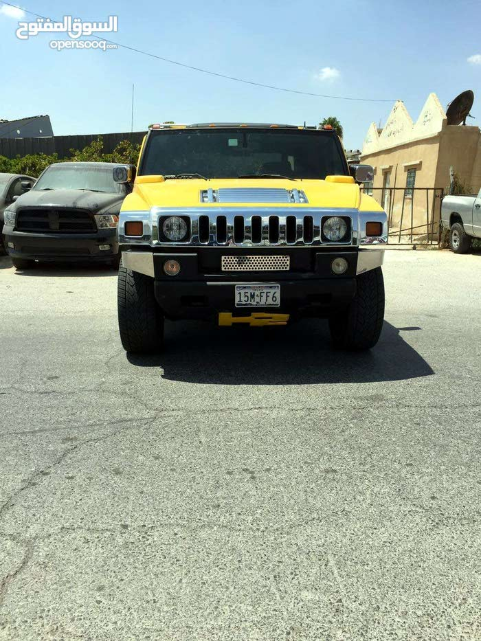 For sale Used Hummer H2