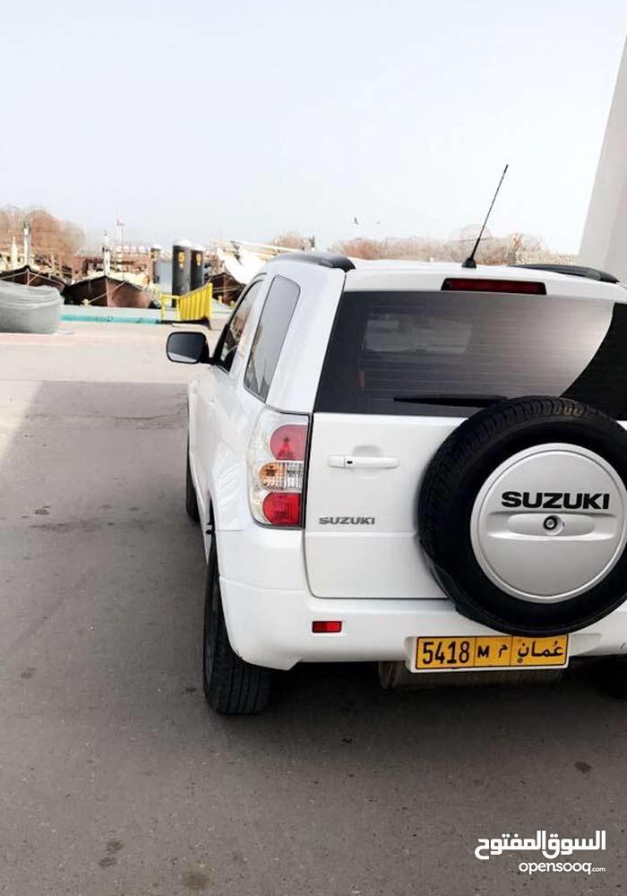 Suzuki Vitara 2007 For sale - White color