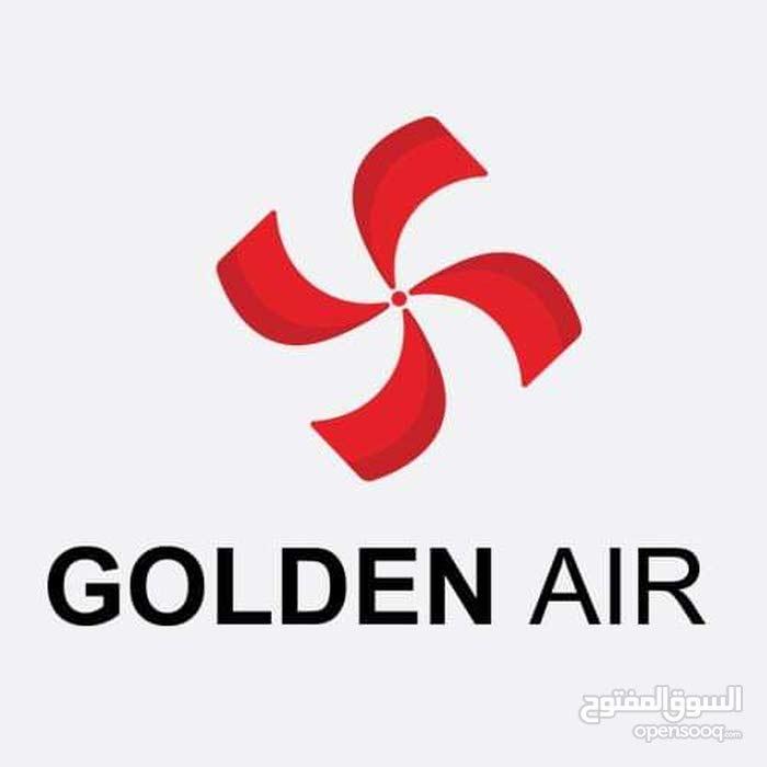 مكيفات Golden Air جولدن اير الأكثر توفيرآ بالكهرباء