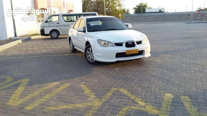 Subaru Impreza 2007 For sale - White color