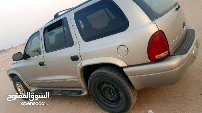 Automatic Silver Dodge 2002 for sale