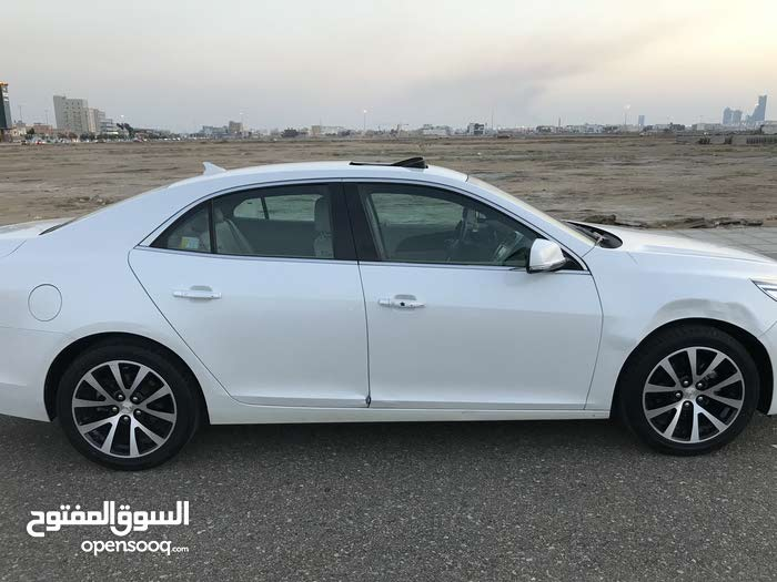 Chevrolet Malibu car is available for sale, the car is in Used condition