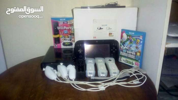 Nintendo Wii U للبيع