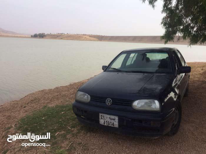 km mileage Volkswagen Golf for sale
