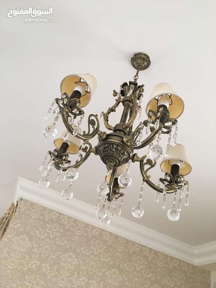 Amman - Used Lighting - Chandeliers - Table Lamps available for sale
