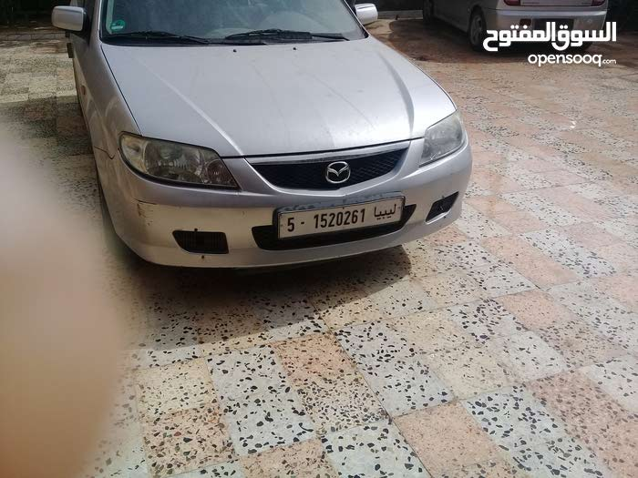Mazda 323 2002 For Sale