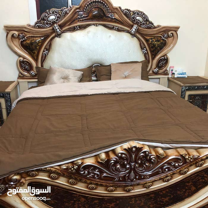 For sale Bedrooms - Beds that's condition is Used - Jazan