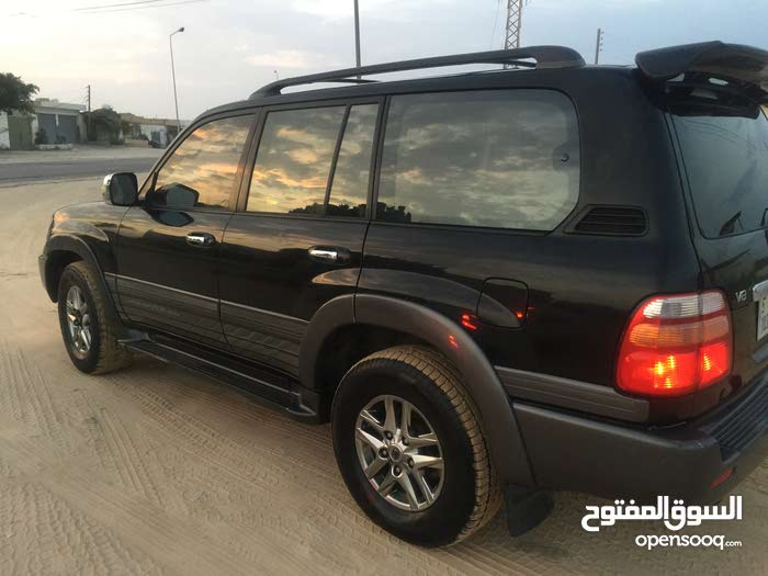 2007 Used Toyota Land Cruiser for sale