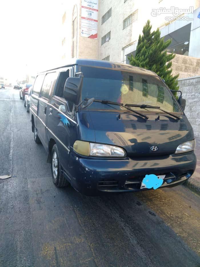 باص H100 للبيع كاش فقط     الباص فان